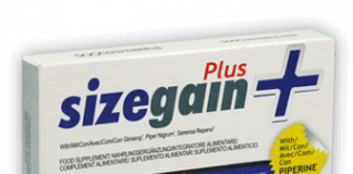 SizeGain Plus - comentarios - opiniões - funciona - preço - onde comprar em Portugal - farmacia
