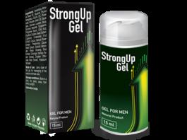 StrongUp Gel - comentarios - opiniões - funciona - preço - onde comprar em Portugal - farmacia