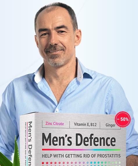 Men's Defence - celeiro - farmacia
