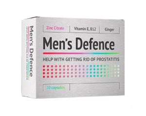 Men's Defence - preço
