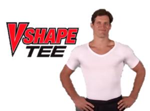 V-Shape tee - forum - comentários - opiniões