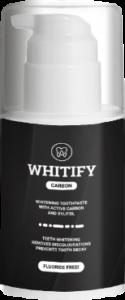 Whitify Carbon - comentarios - onde comprar em Portugal - opiniões - preço - farmacia - funciona