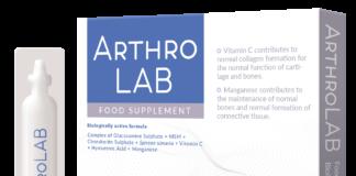 Arthro Lab - opiniões - comentarios - funciona - onde comprar em Portugal - farmacia - preço