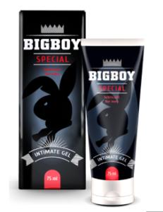 Bigboy Gel - opiniões - forum - comentários