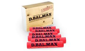 D-Bal Max - forum - comentários - opiniões
