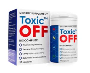 Toxic Off - comentários - opiniões - forum