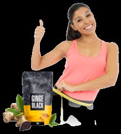 Ginge Black - funciona - como tomar - ingredientes