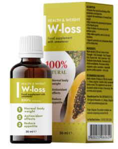 W-Loss - comentarios - funciona - preço - onde comprar em Portugal - farmacia - opiniões